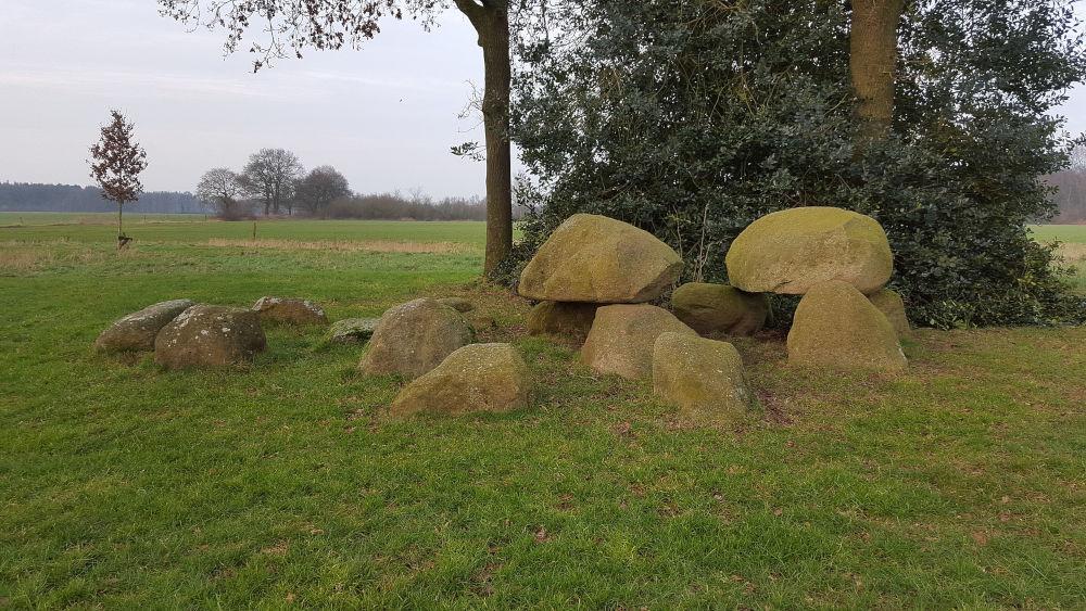 dolmen d2 westervelde