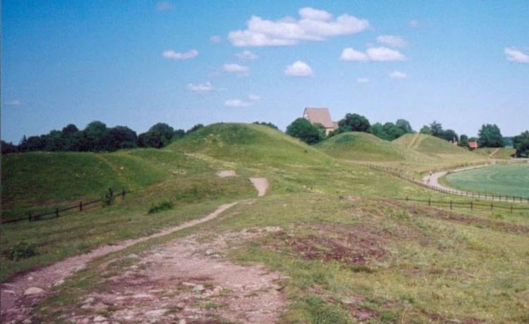 Royal Mounds of Gamla Uppsala