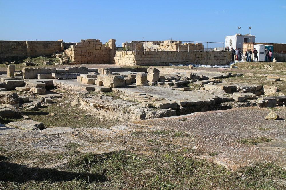 tas silġ temples