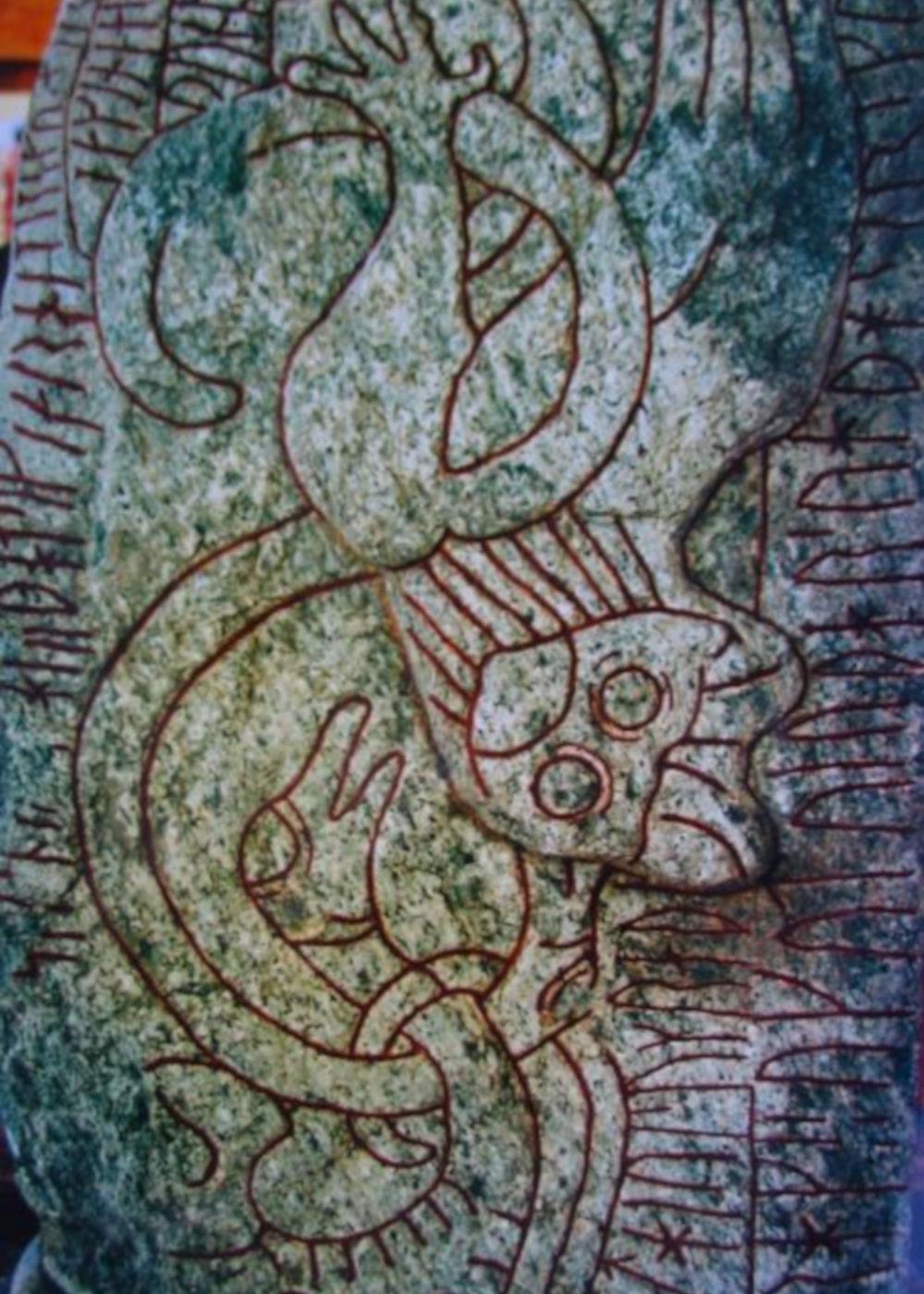 Sparlösa runestone