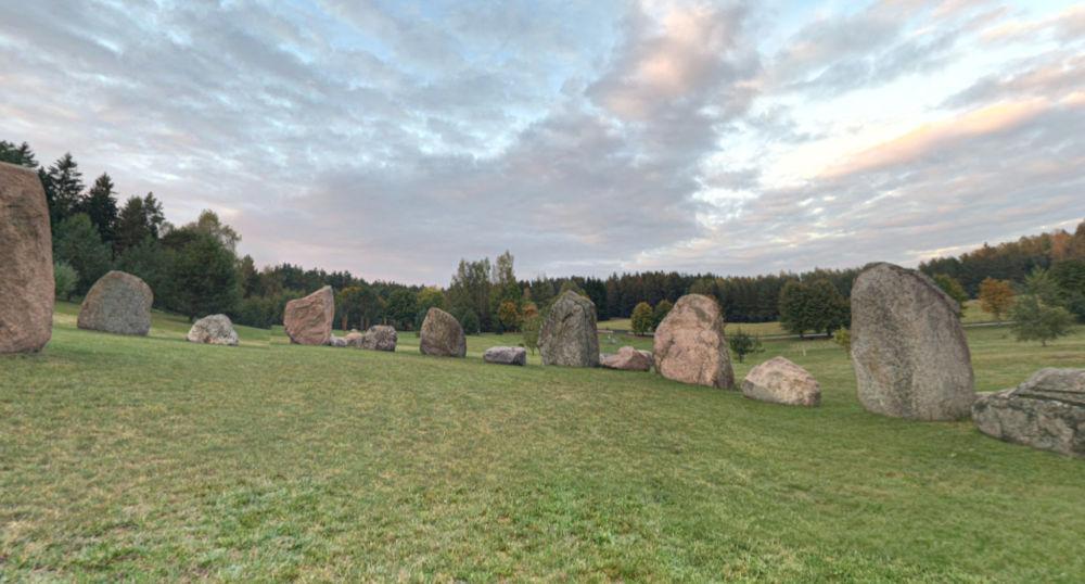 pagan observatory in kulionys