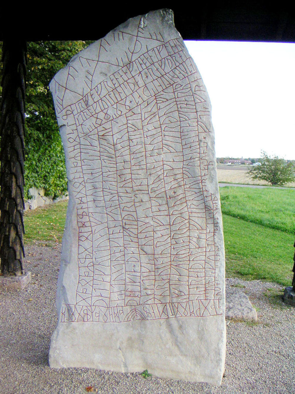 runestone of rök