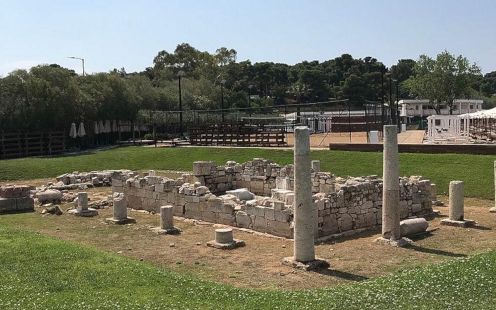 Temple of Apollo Zoster