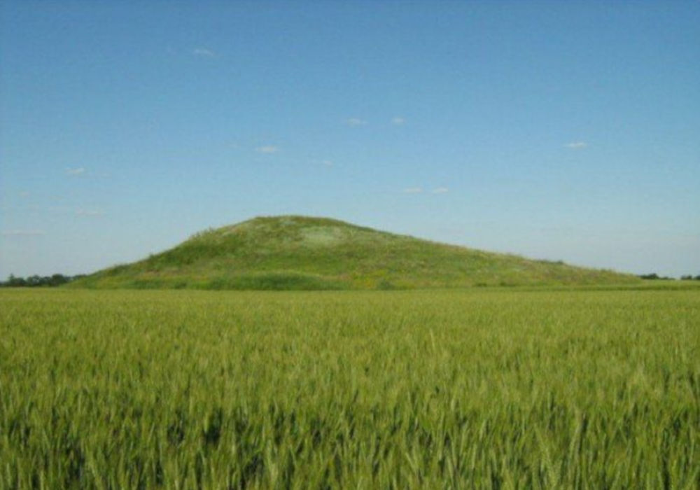 Tovsta Mohyla burial mound