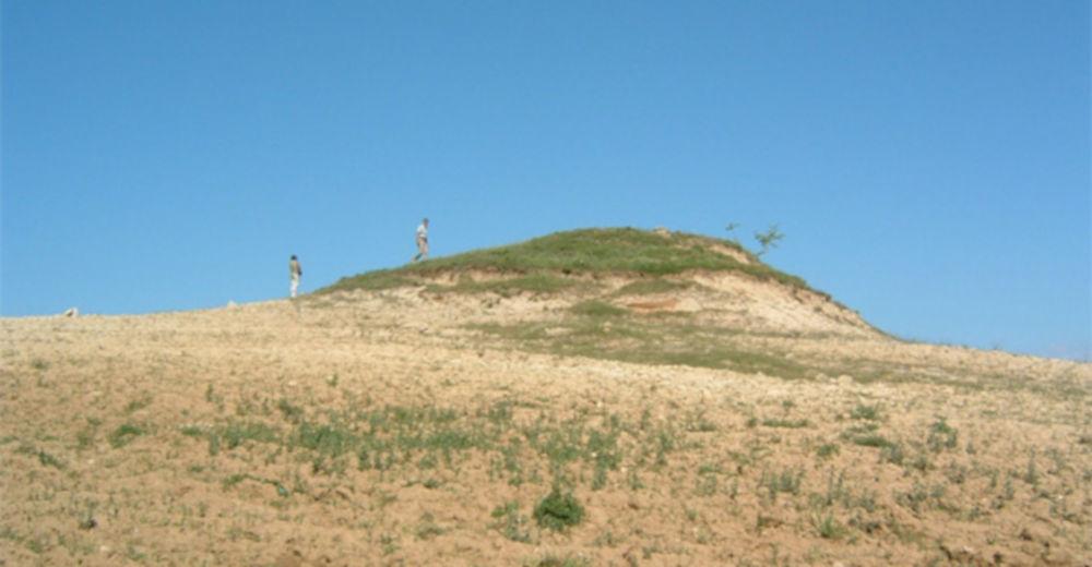 Tumulus of Lofkënd