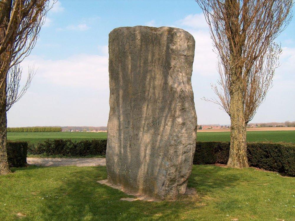 Brunhilde stone