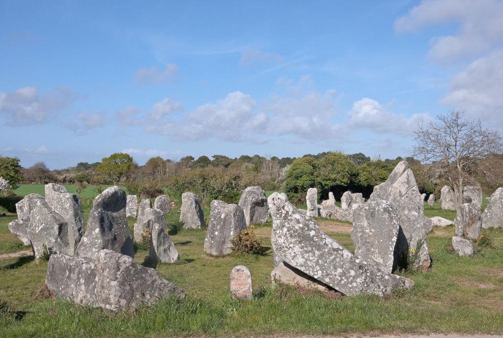 Menhirs of Kerzérho