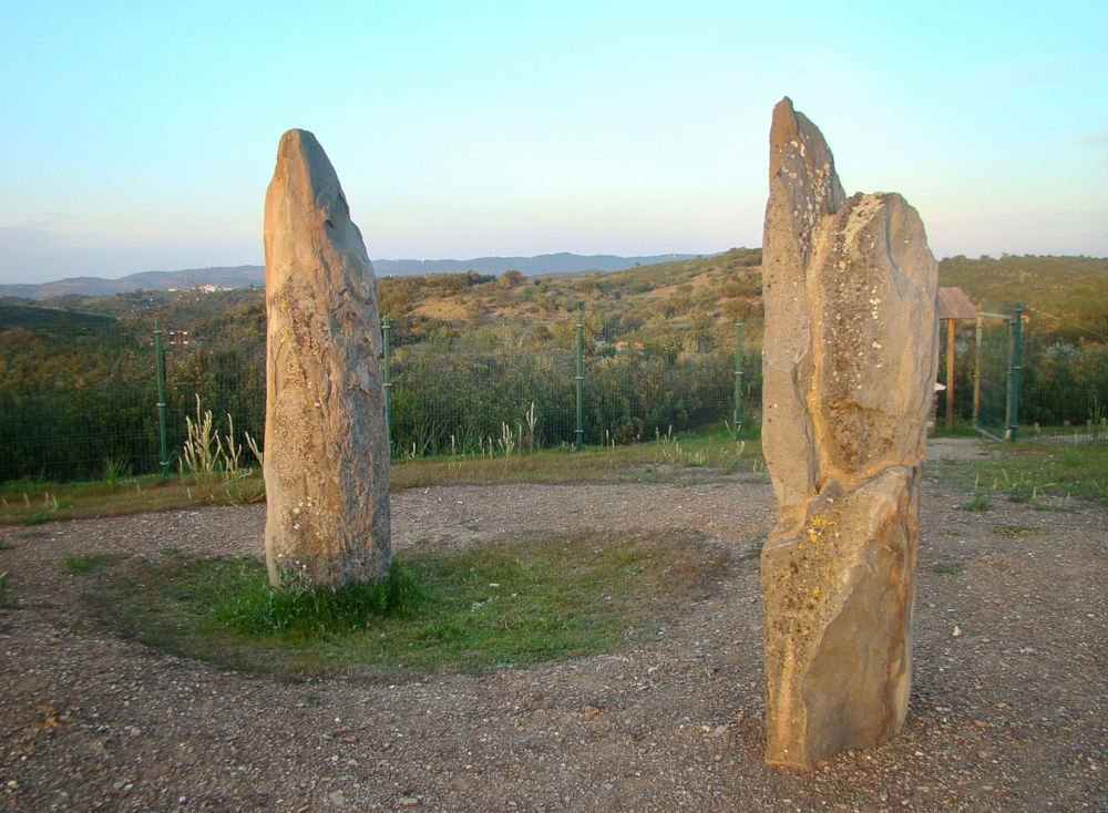 Menhirs of Lavajo