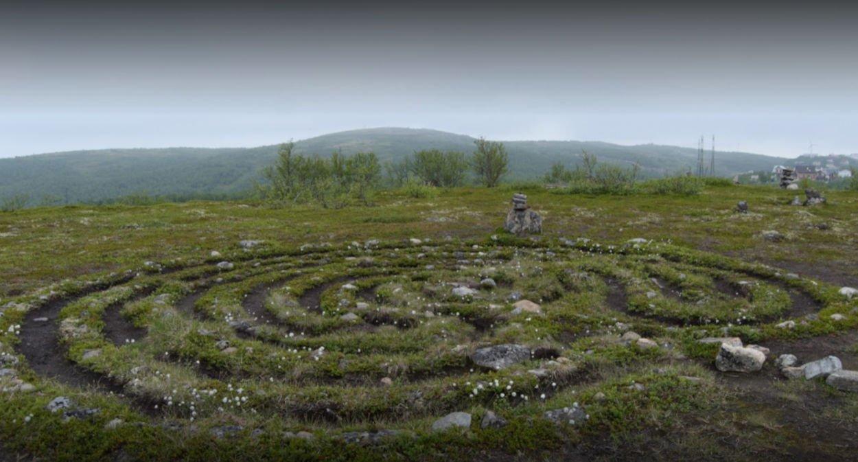 murmansk labyrinth
