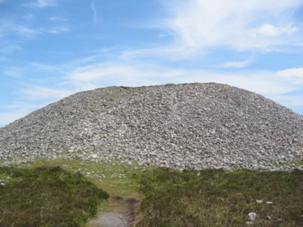 Queen Maeve's Grave on Knocknarea