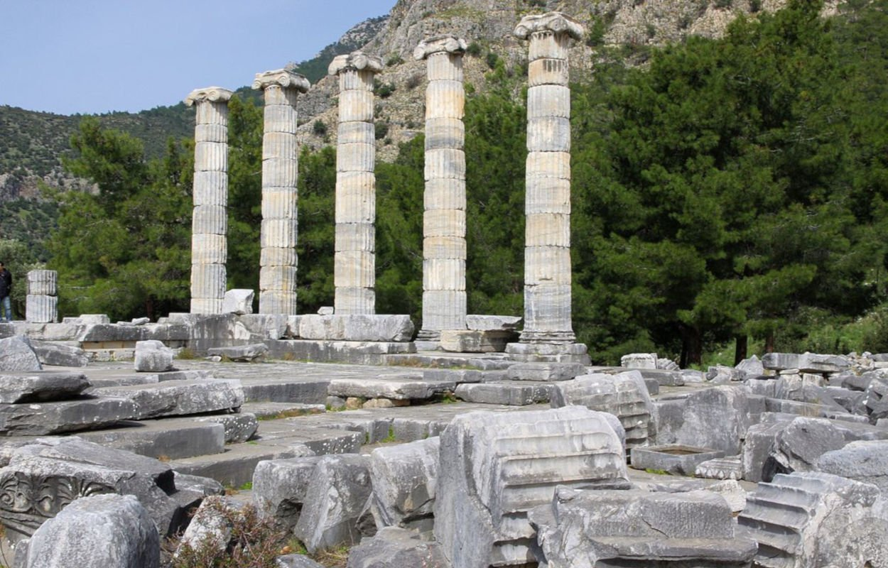 Temple of Athena Polia at Priene