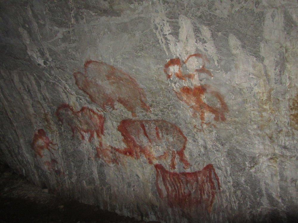 the cave of kapova