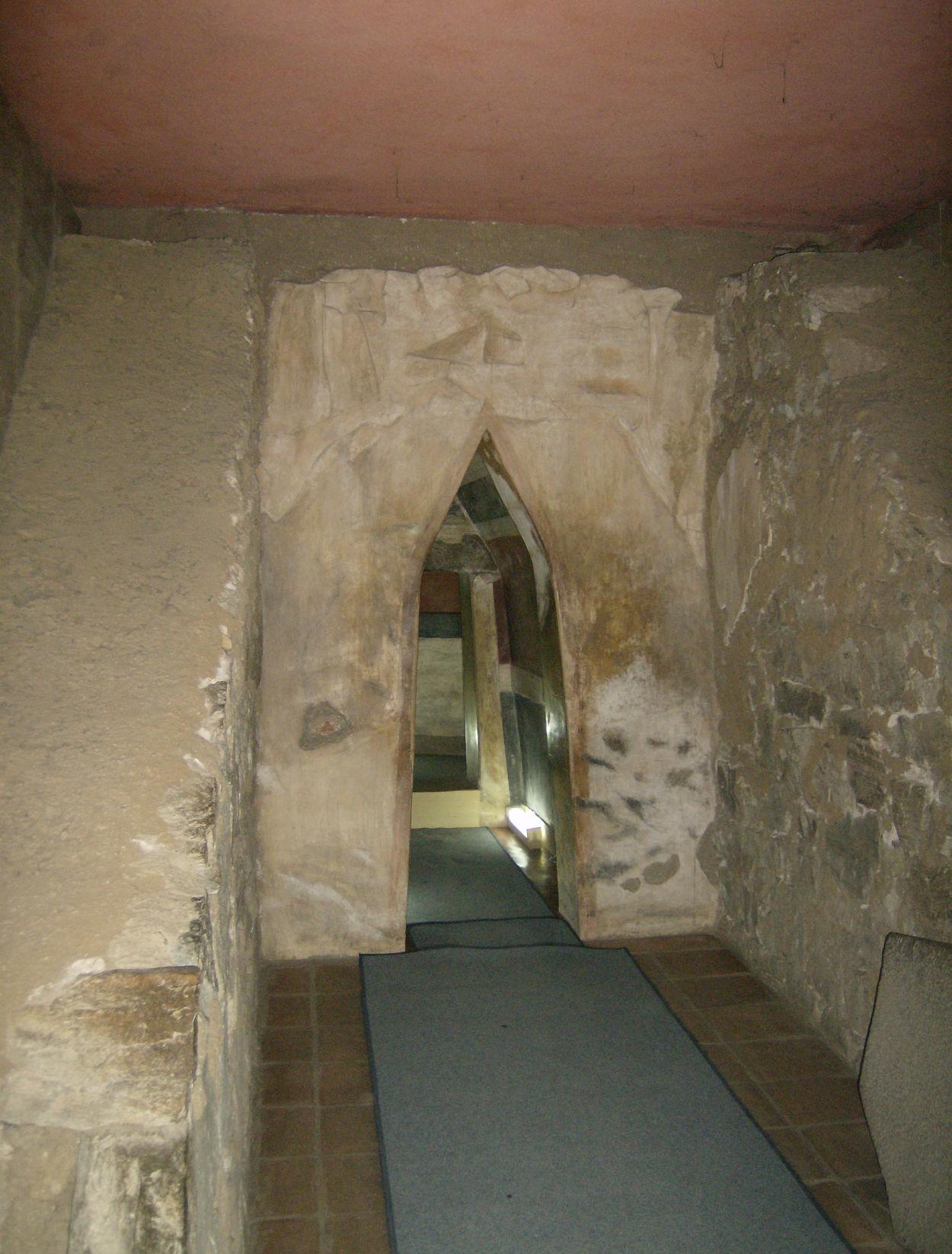 Thracian tomb in Kazanlak