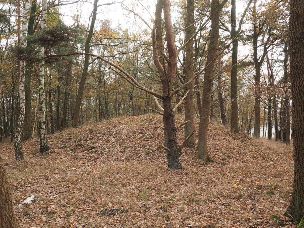 Bonstorf burial mounds