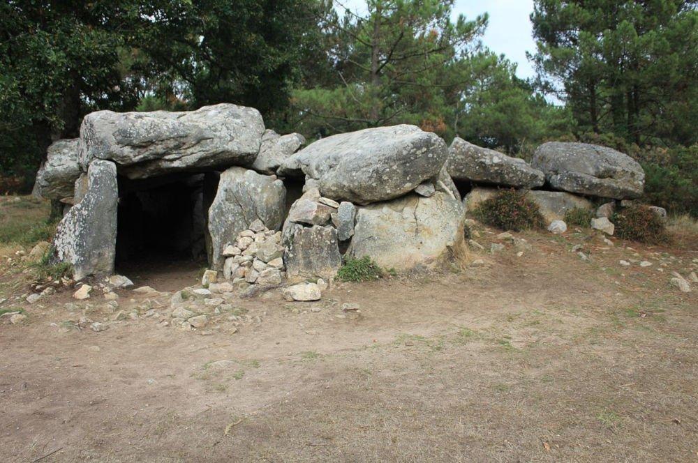 dolmens of mané-braz