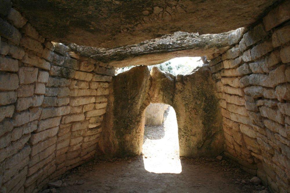 gallardet dolmen
