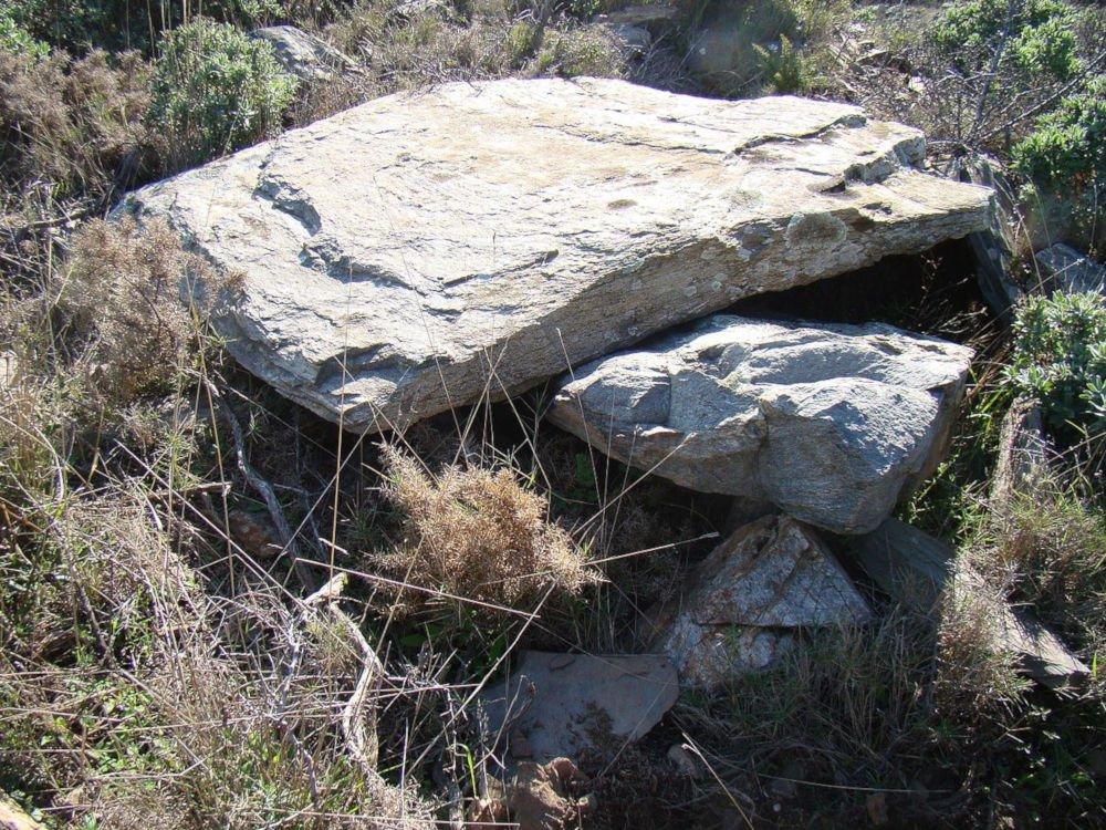 Coll de les Portes dolmen