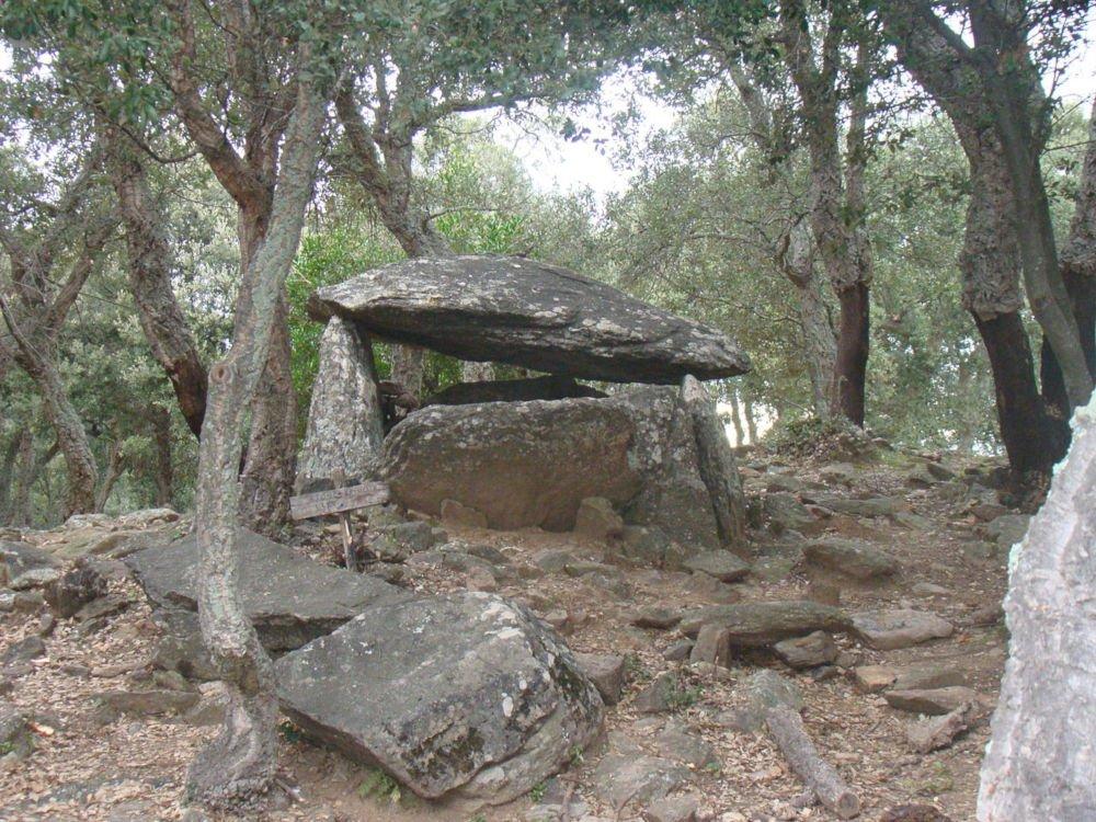 Dolmen de la Siureda