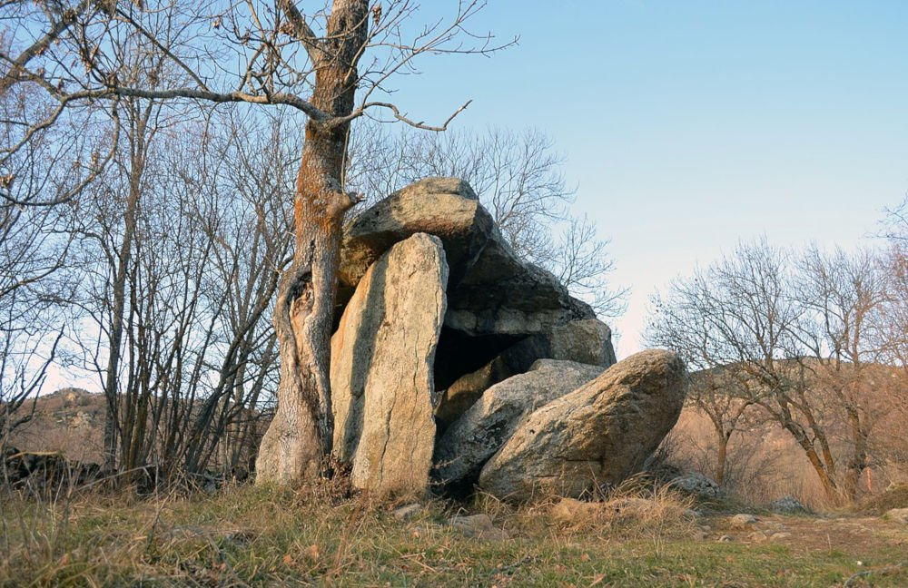 Dolmen of Brangoly