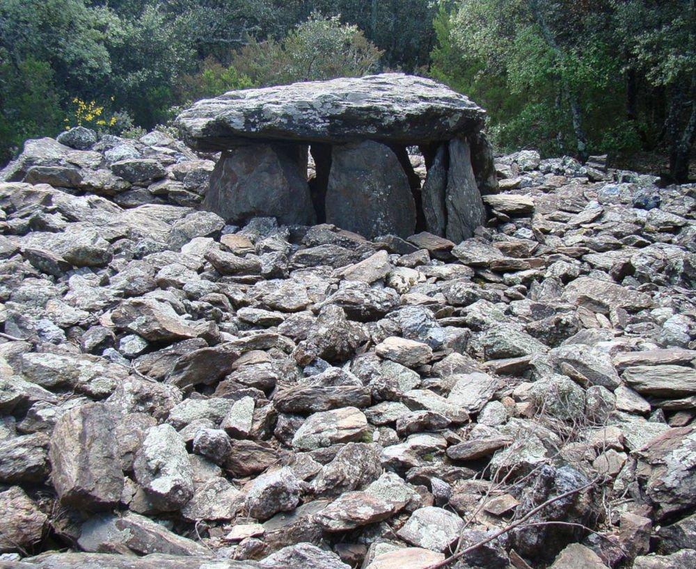 Dolmen of the Coll de la Llosa