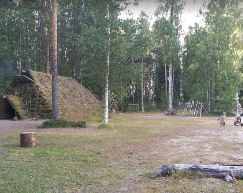 Saarijärvi Stone Age village