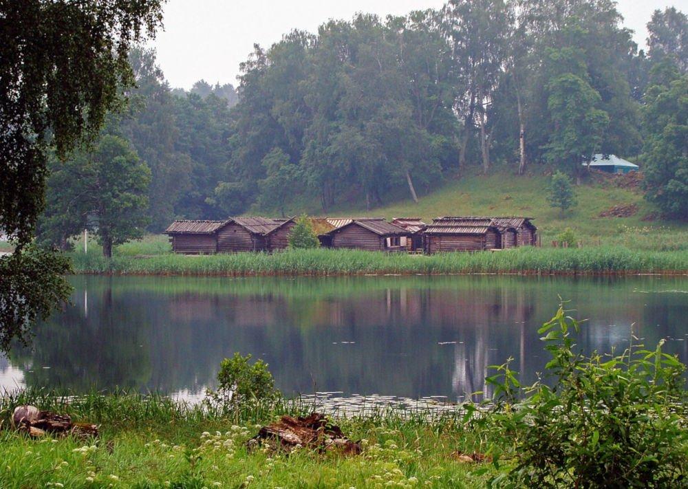 Āraiši lake settlement