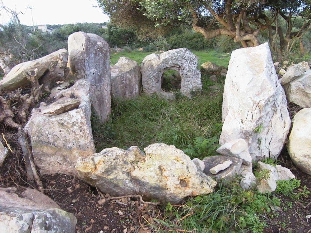 Dolmen of Alcaidús d'en Fàbregues