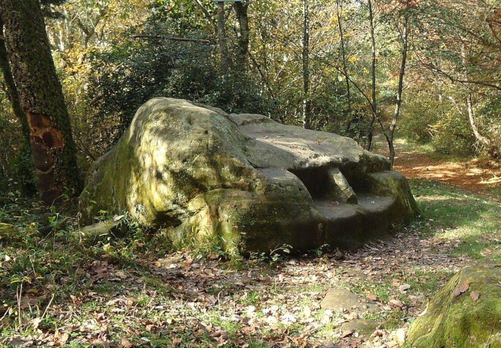 Kudepstinsky cult stone