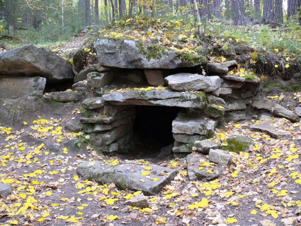 Megaliths of Vera Island