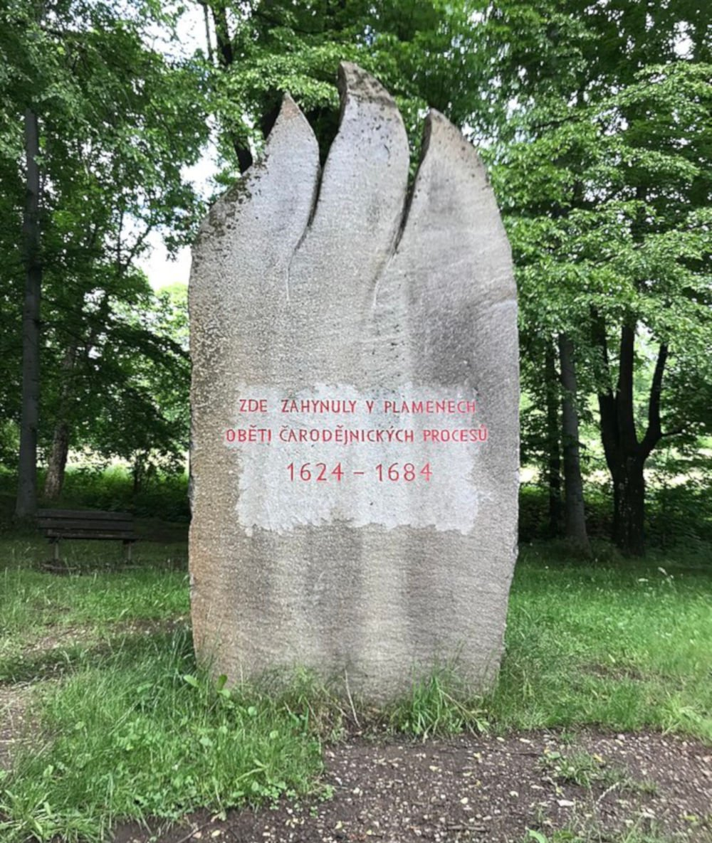 Memorial to the Slavic victims of the inquisition
