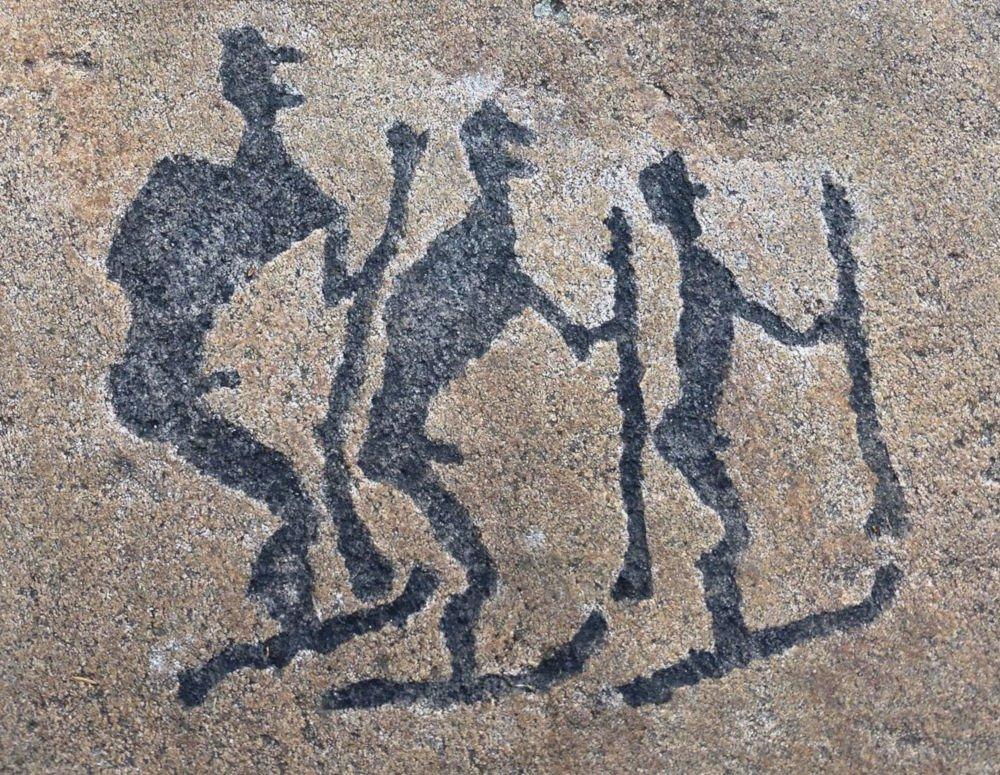 petroglyphs of belomorsk