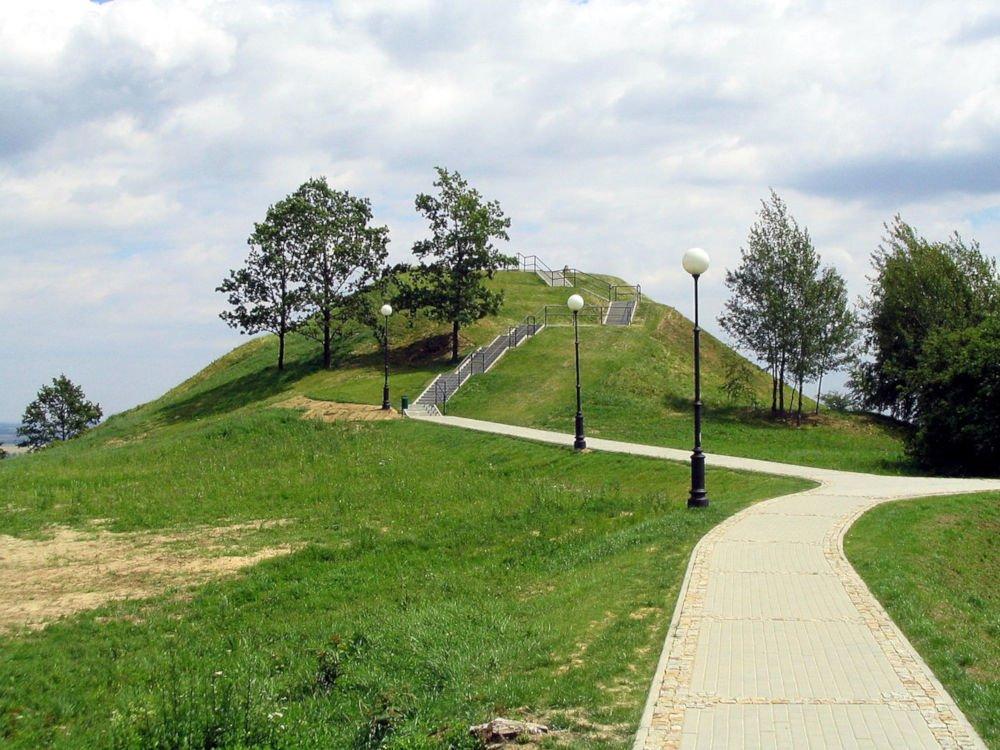 Tatar Mound in Przemyśl