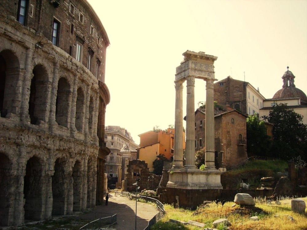 temple of apollo sosiano