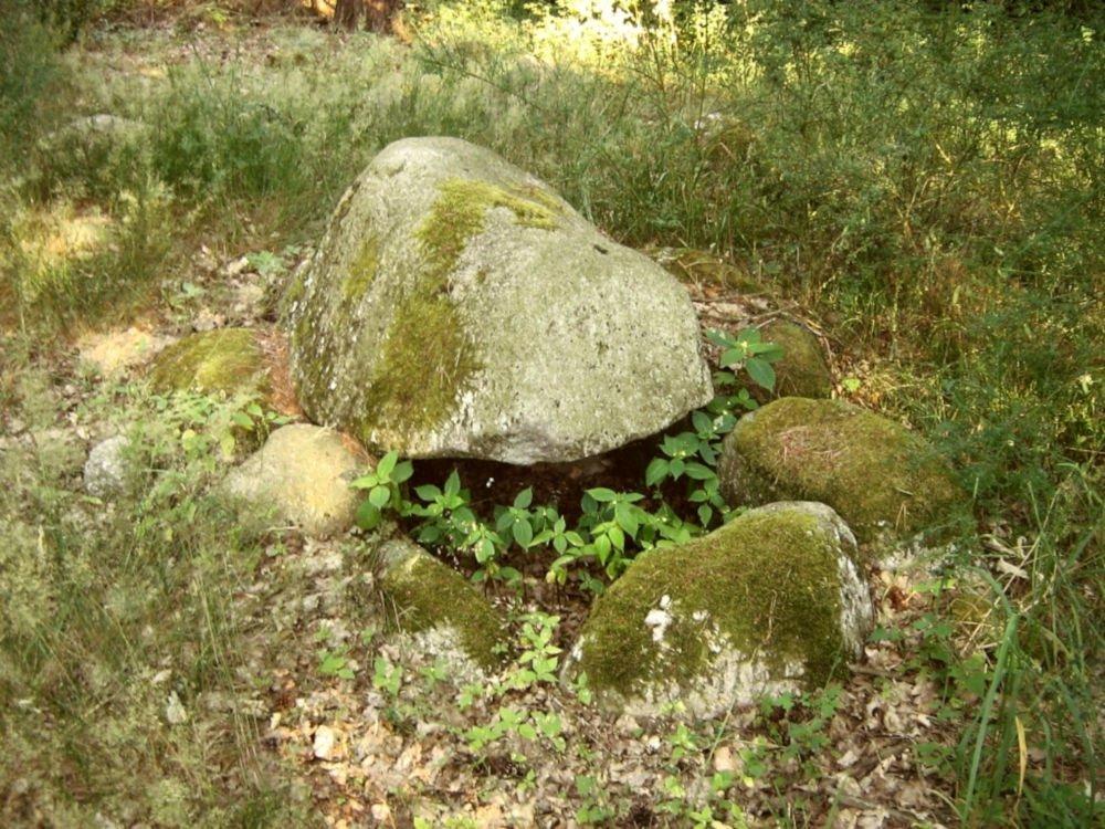 barkvieren dolmen