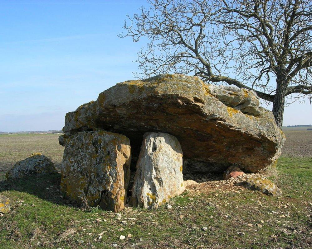dolmen de la bie