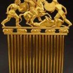 scythian golden comb
