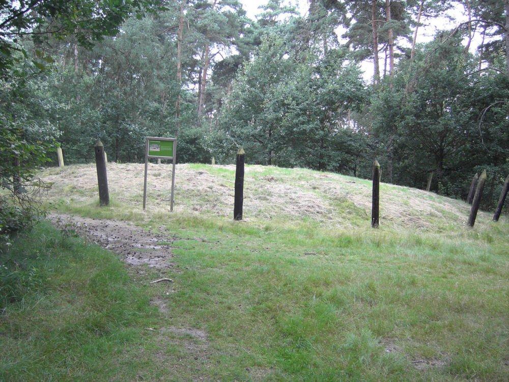 Hamont-Achel burial mounds