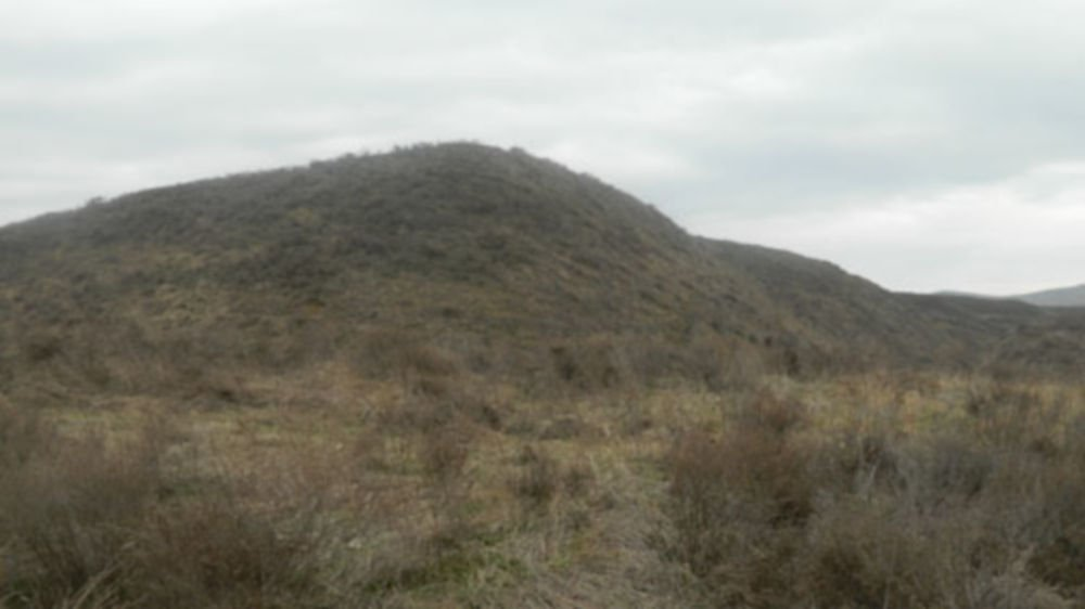 Bamut burial mounds