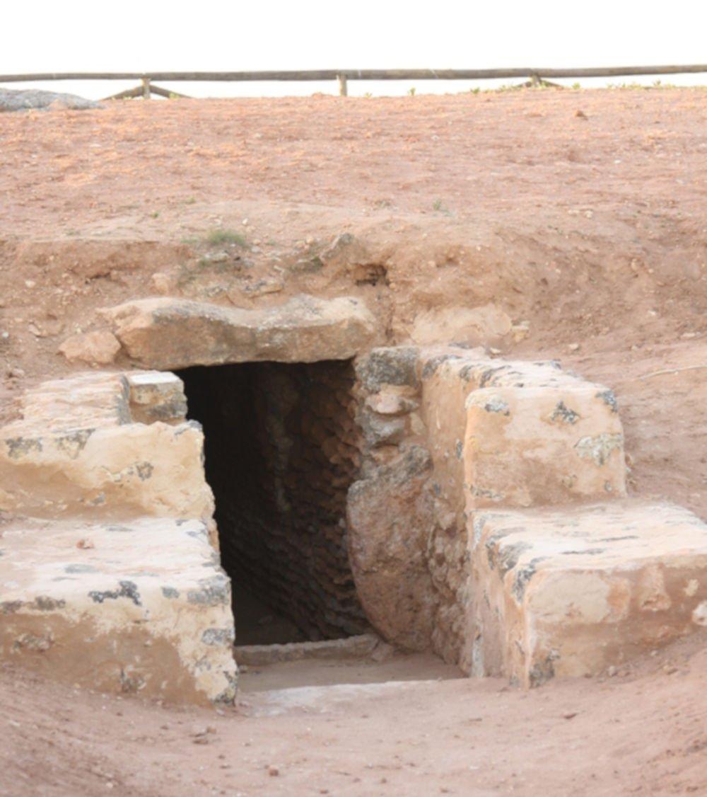 Dolmen La Cueva del Vaquero
