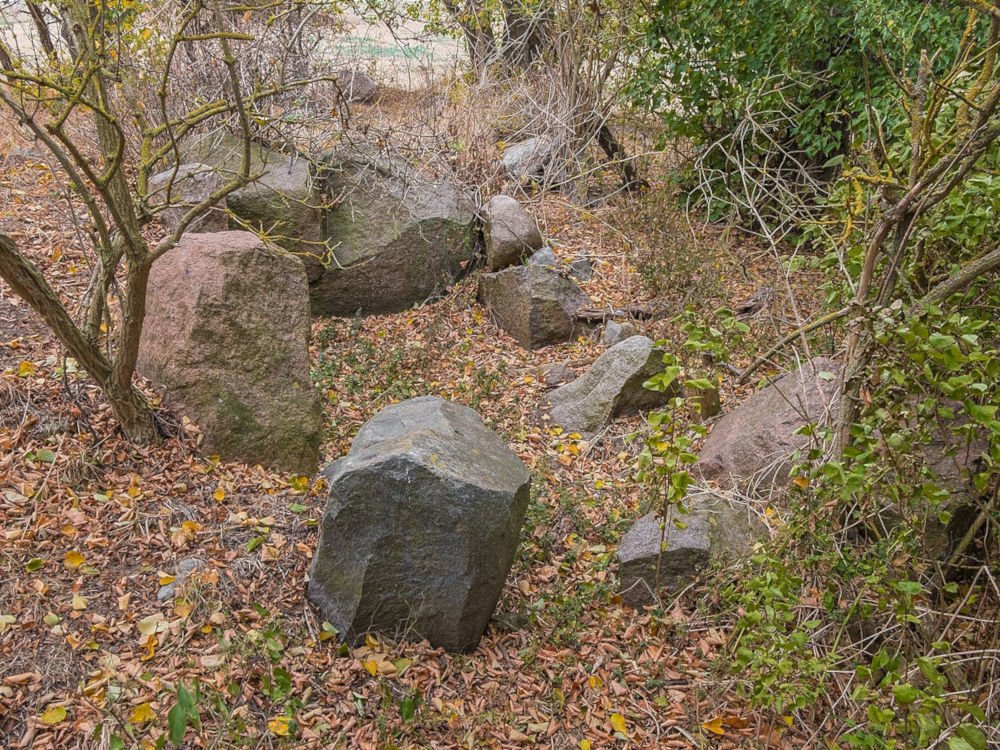 dolmen of dedelow