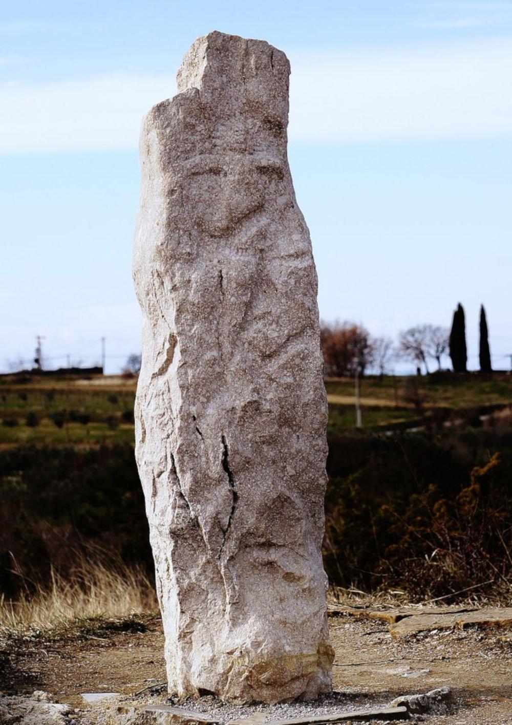 Krkavčanski menhir