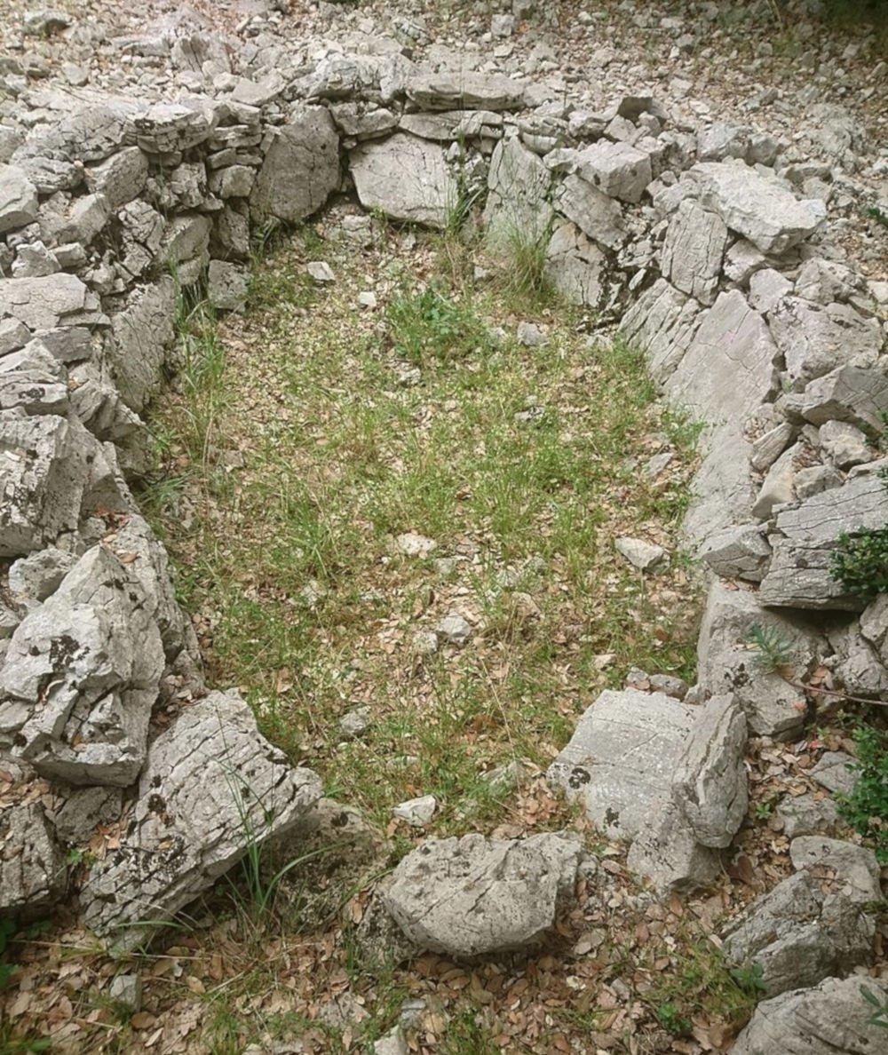 Oval dolmens of Cazarils