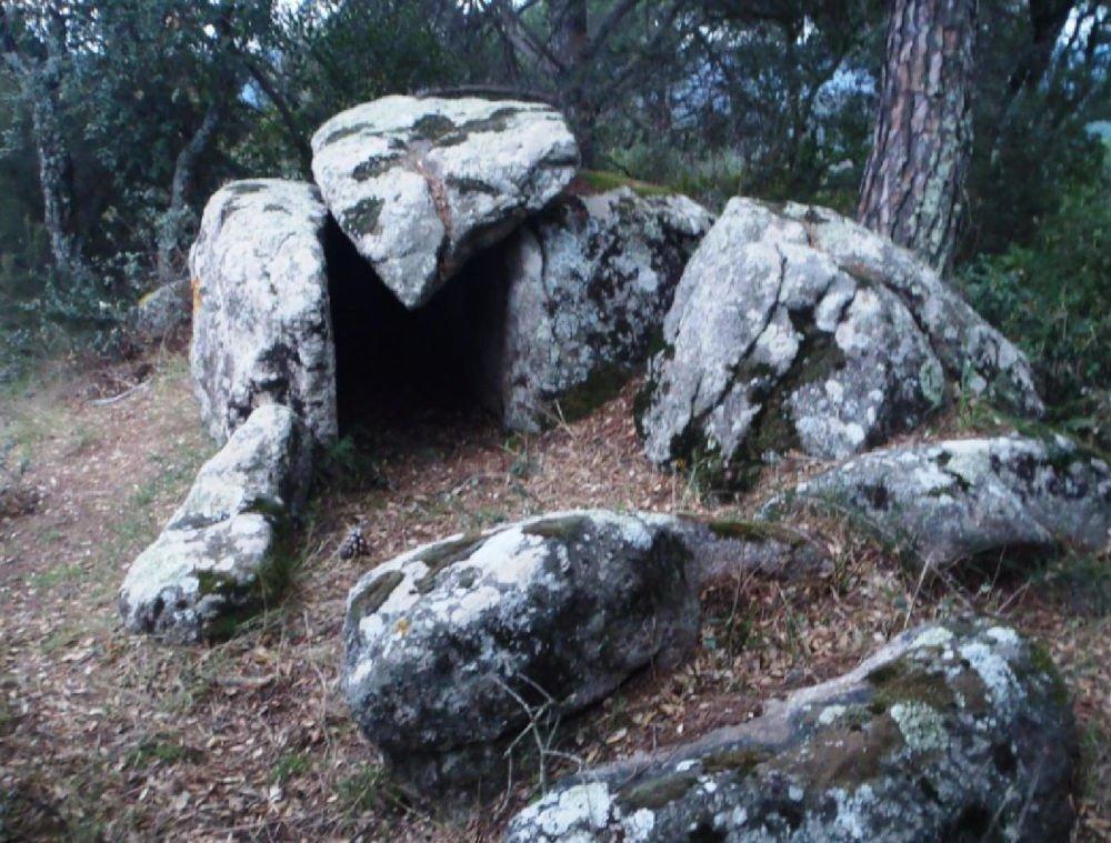 Paradolmen del Camp d'en Güitó
