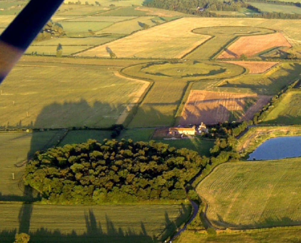 Thornborough Henges