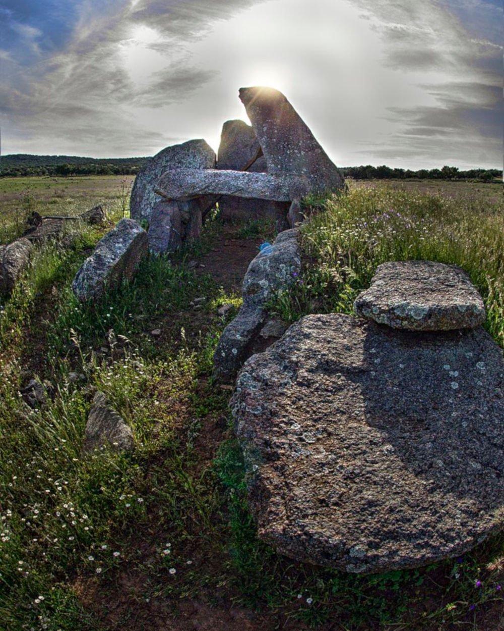 dolmen el milano
