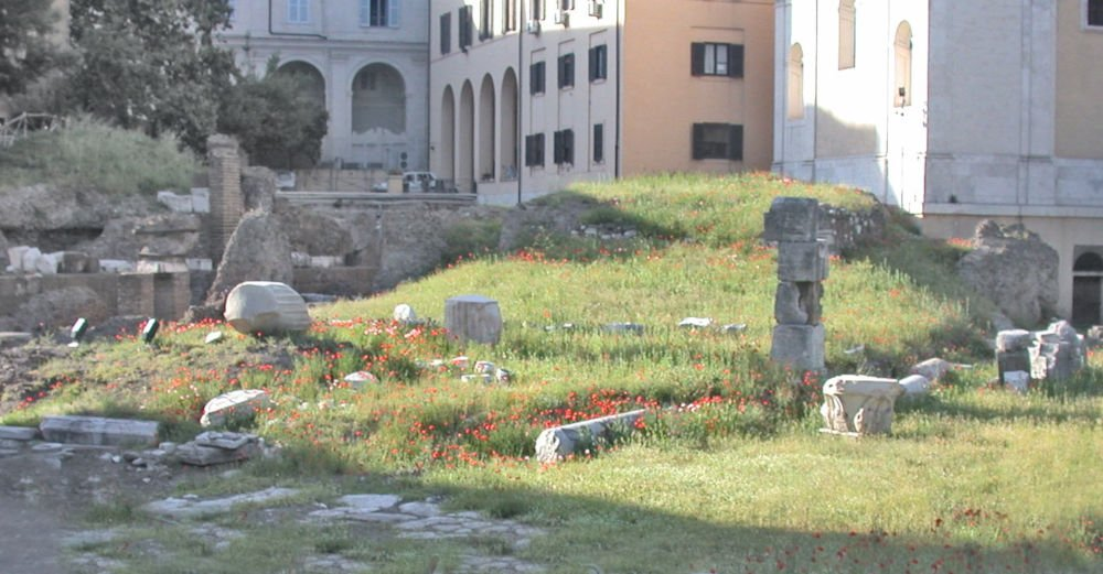 temple of bellona