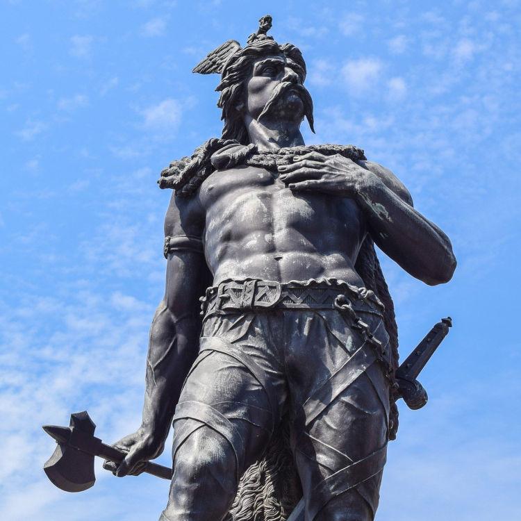 Ambiorix statue