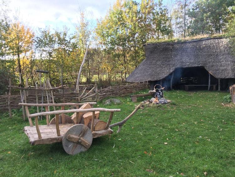 Iron age farm Dongen