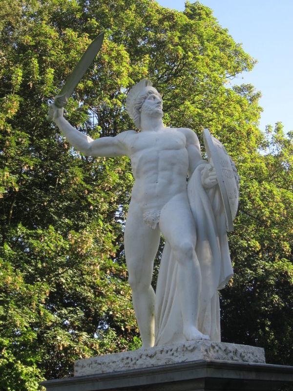 Statue of Claudius Civilis