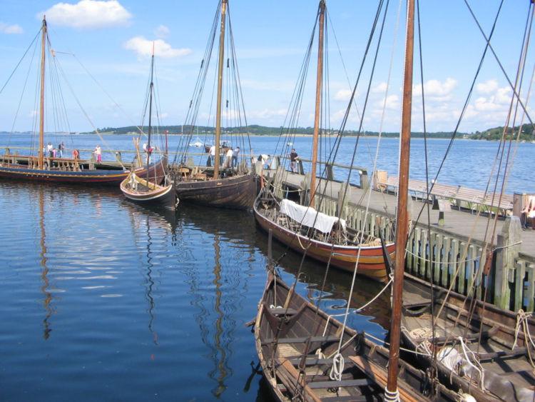 Viking ship museum Roskilde